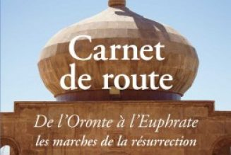 Carnet de route : de l'Oronte à l'Euphrate