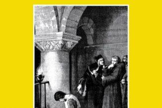 Le martyre de Jehanne, la Pucelle de feu : un mystère médiéval