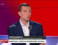 Jordan Bardella : «EELV est un parti d'extrême-gauche, laxiste, communautariste, qui défend une écologie punitive et toujours plus de taxes !»