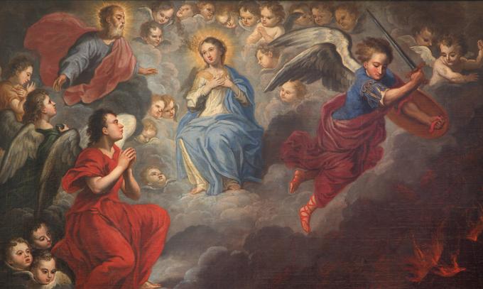 Neuvaine au Cœur Immaculé de Marie: Jour 3