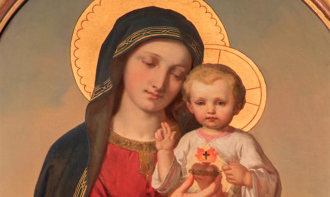 Neuvaine au Cœur Immaculé de Marie: Jour 6