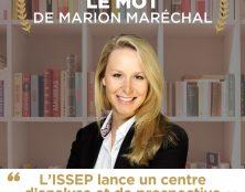 L'ISSEP lance un centre d'analyse et de prospective
