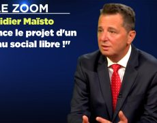 """Didier Maïsto : """"Je lance le projet d'un réseau social libre !"""""""