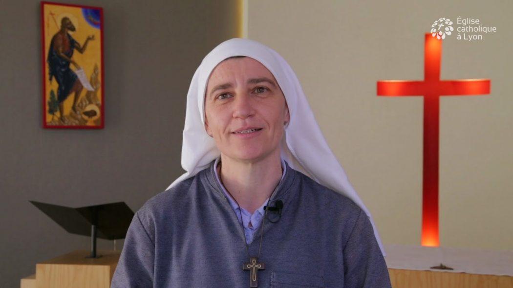 Sandra Bureau (diocèse de Lyon) remet à sa juste place Anne Soupa qui postule par pure provocation au poste d'archevêque de Lyon