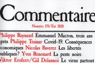 Quand l'épidémie du coronavirus fait perdre (une partie de) la tête aux esprits les plus brillants : Nicolas Baverez