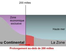 Le domaine sous-marin de la France va s'agrandir de plus de 150.000 km²