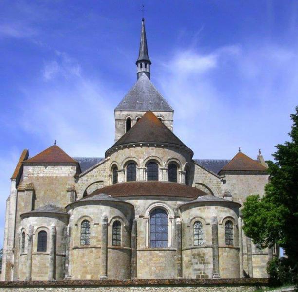 L'histoire de l'abbaye de Fleury jusqu'à aujourd'hui