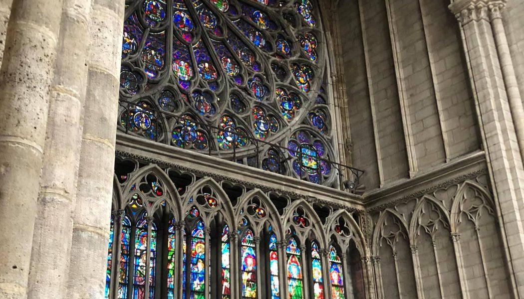 Le général Georgelin confirme la réouverture de la cathédrale pour avril 2024