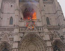 Incendie de la cathédrale de Nantes : l'immigré rwandais est passé aux aveux