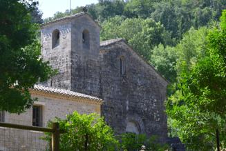 L'abbaye de Rieunette et ses huiles essentielles bio
