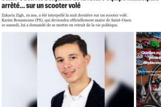La France livrée aux racailles