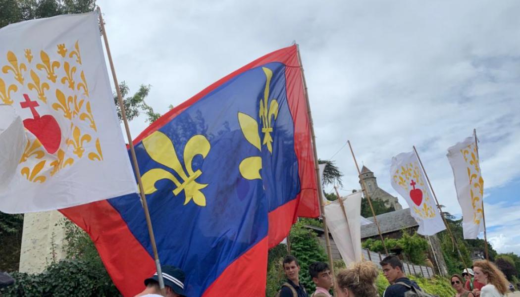 Marche du 14 juillet sur les traces de Jacques Cathelineau