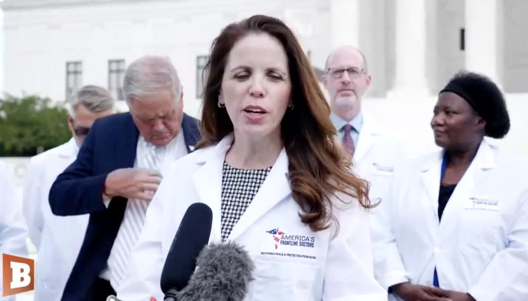 Une vidéo, visionnée des millions de fois, montrant des médecins défendant l'hydroxychloroquine, supprimée de YouTube, Twitter, et Facebook