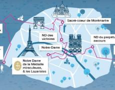 Le grand pèlerinage du M de Marie traversera Paris du 10 au 15 août