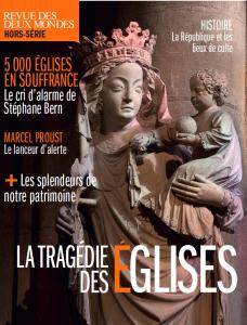 5000 églises en souffrance en France