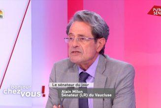 Covid-19: les négligences du sénateur Alain Milon