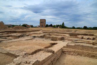 Autun : découverte d'une nécropole paléochrétienne