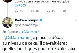 "Quand Gérald Darmanin qualifiait Barbara Pompili de ""khmer vert"""
