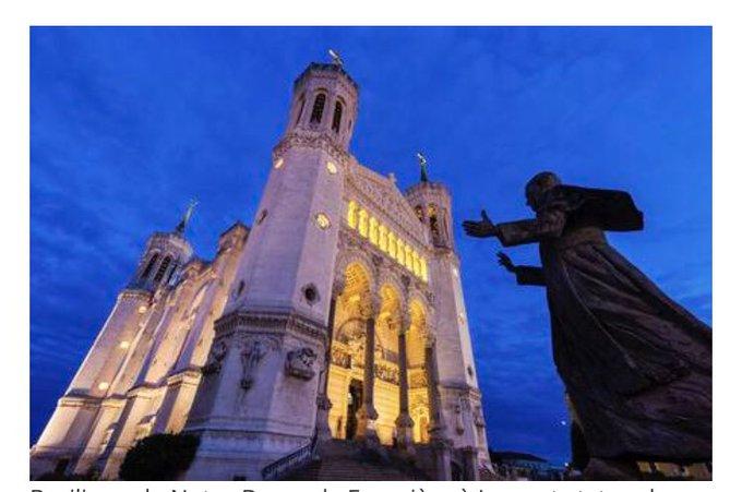 Loi de bioéthique : Venez prier Notre Dame de Fourvière