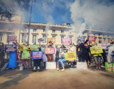 Retour sur l'Action Flash exceptionnelle devant l'Assemblée nationale