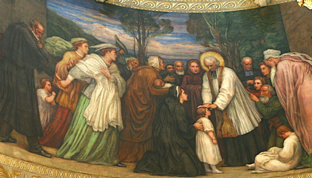 Neuvaine au Curé d'Ars: Jour 4 – « Les pauvres sont les amis de Dieu. »
