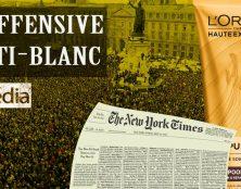 I-Média : L'offensive anti-blanc se poursuit