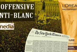 I-Média : L'offensive anti-blanc se poursuit