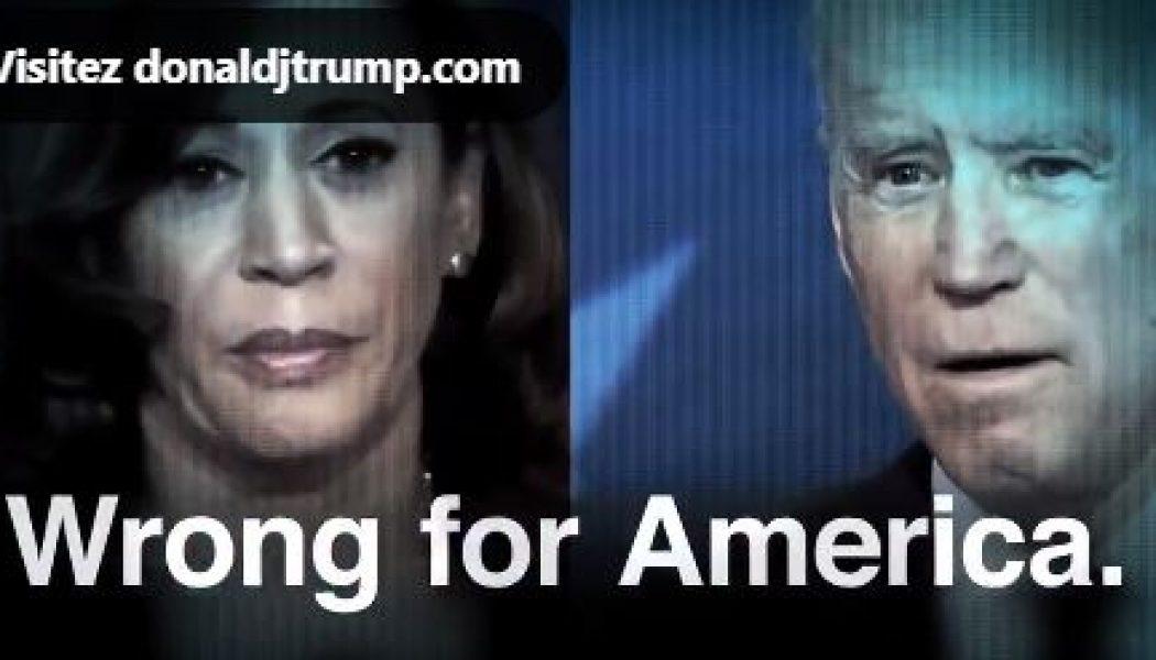Joe Biden a « choisi » comme co-listier une femme «noire» : Kamala Harris