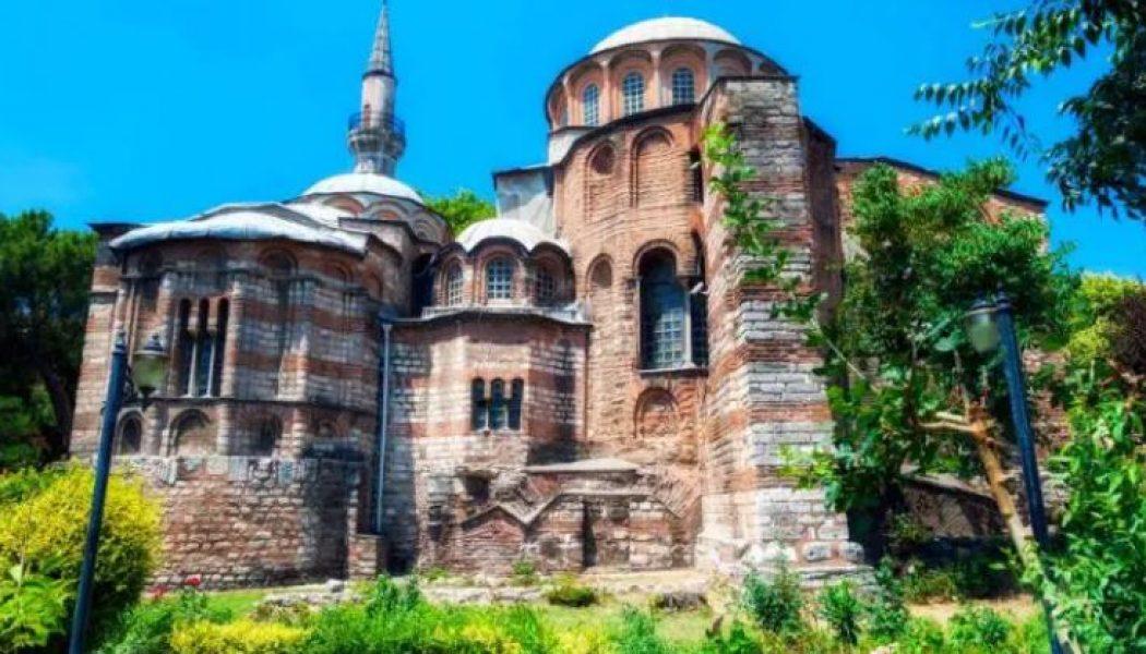 Turquie, après Sainte-Sophie, Saint-Sauveur-in-Chora : une église reste une église