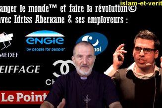 Idriss Aberkane, décryptage d'une islamisation en douceur
