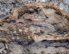 Découverte d'une église de 1300 ans près du lieu de la Transfiguration