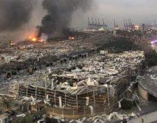 Une aide d'urgence de l'AED de 250 000 € suite à la dramatique explosion à Beyrouth
