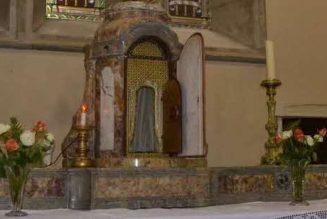 Razzia dans les églises du Jura