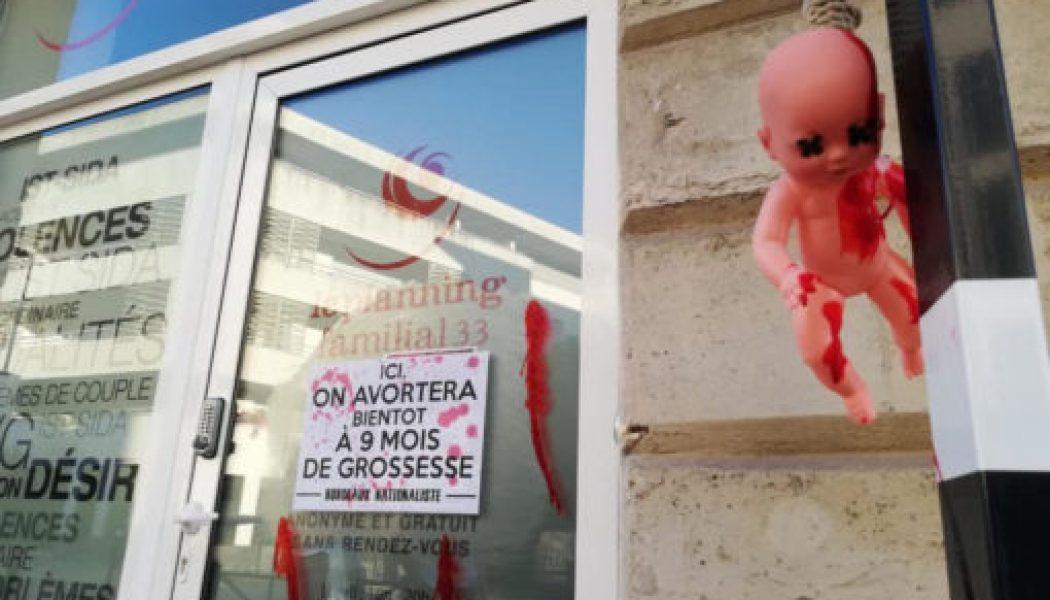 Bordeaux : des militants pro-vie dénoncent l'amendement sur l'IMG ajouté à la loi de boéthique