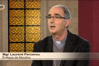 Mgr Percerou nommé évêque de Nantes