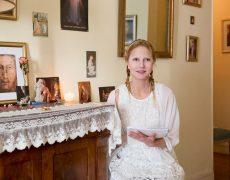 Véronique Lévy en mission pour la Vie