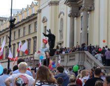 Marche pour la vie et la famille à Varsovie