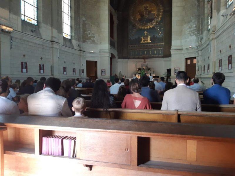 Messe Summorum Pontificum à Saint-Germain-en-Laye