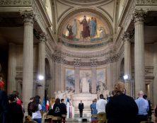 Emmanuel Macron a choisi le Panthéon pour commémorer dans une liturgie laïque le cent cinquantenaire de la IIIème République pour complaire au Grand-Orient de France