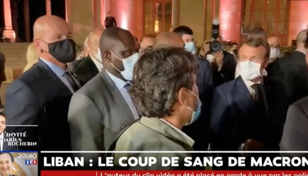 La vraie raison de la colère de Macron contre Georges Malbrunot