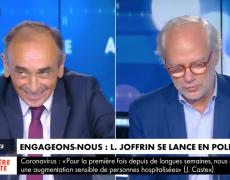 """Eric Zemmour face à Laurent Joffrin : """"Le crime originel, c'est le regroupement familial. Nous subissons une colonisation"""""""