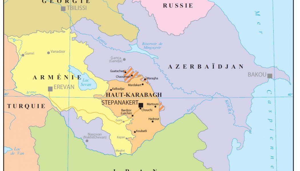 Stop à l'agression islamiste turco-azérie contre l'Arménie chrétienne