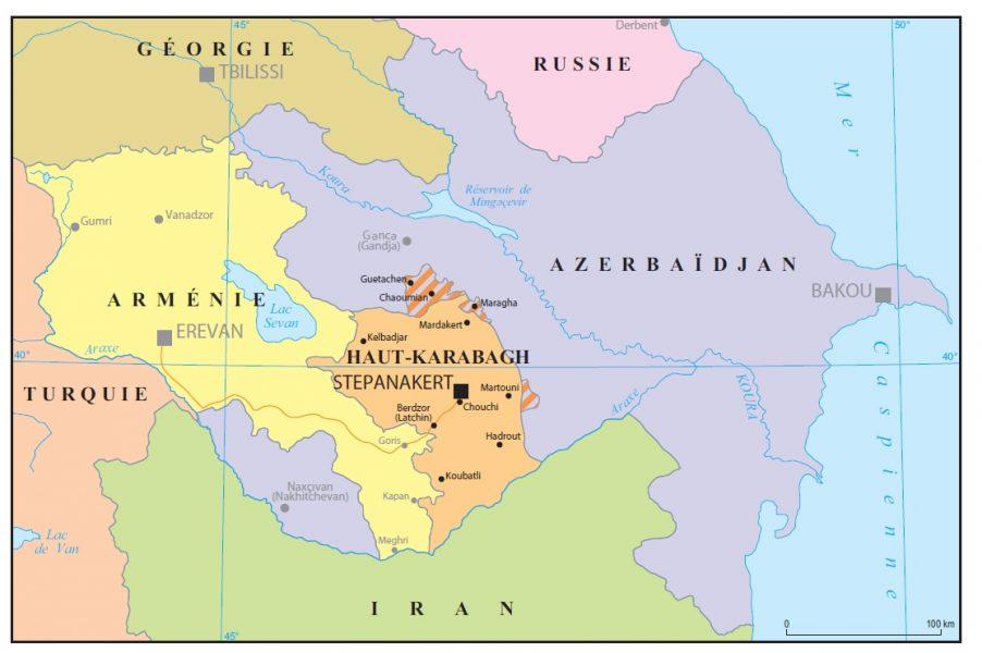 Haut-Karabagh : la Russie reprend la main et impose un cessez-le-feu douloureux pour les Arméniens