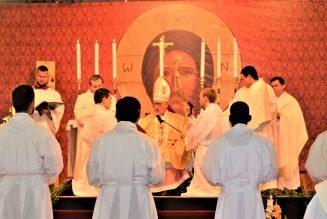 Deuxième vague d'ordinations dans le diocèse de Fréjus-Toulon