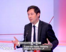 """François-Xavier Bellamy : """"Il est urgent de rappeler que la liberté ne se négocie pas à géométrie variable"""""""