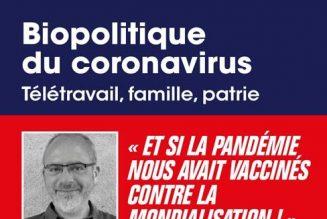 François Bousquet : Télétravail, Famille, Patrie