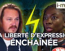 I-Média Obono contre Valeurs Actuelles : la liberté d'expression enchaînée