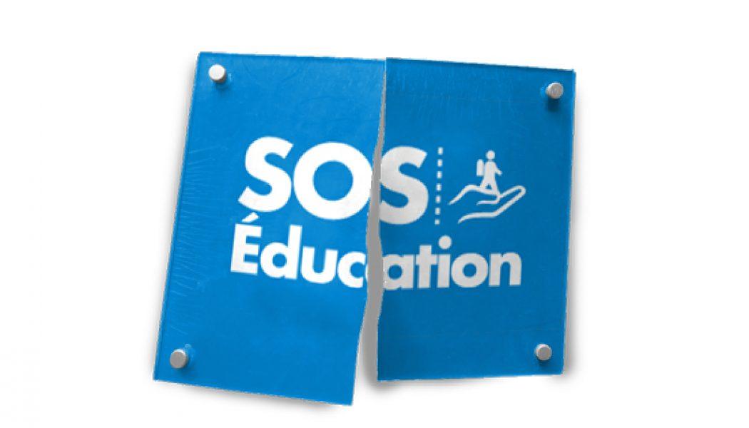SOS Education sous pression administrative