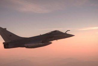 On ne vend pas des Rafales, on cède ceux de l'armée de l'air française !