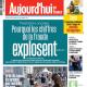 Quand la Une du Parisien démonte une fausse nouvelle des Décodeurs du Monde